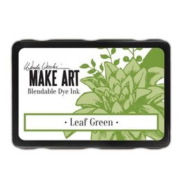 Ranger Ranger MAKE ART Dye Ink Pad Leaf Green WVD64336 Wendy Vecchi