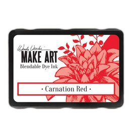 Ranger Ranger MAKE ART Dye Ink Pad Carnation Red WVD64312 Wendy Vecchi