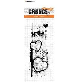 Studio Light Studio light Clear Stamp Grunge Collection 3.0 nr 410 STAMPSL410 148x522 mm