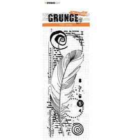Studio Light Studio light Clear Stamp Grunge Collection 3.0 nr 407 STAMPSL407 210x74 mm