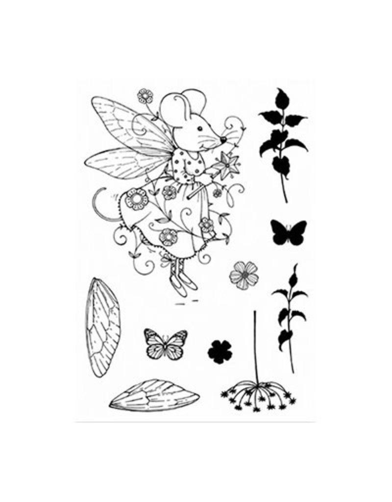 Creative Expressions Creative Expressions Pink Ink Designs Fairy Mouse PI008