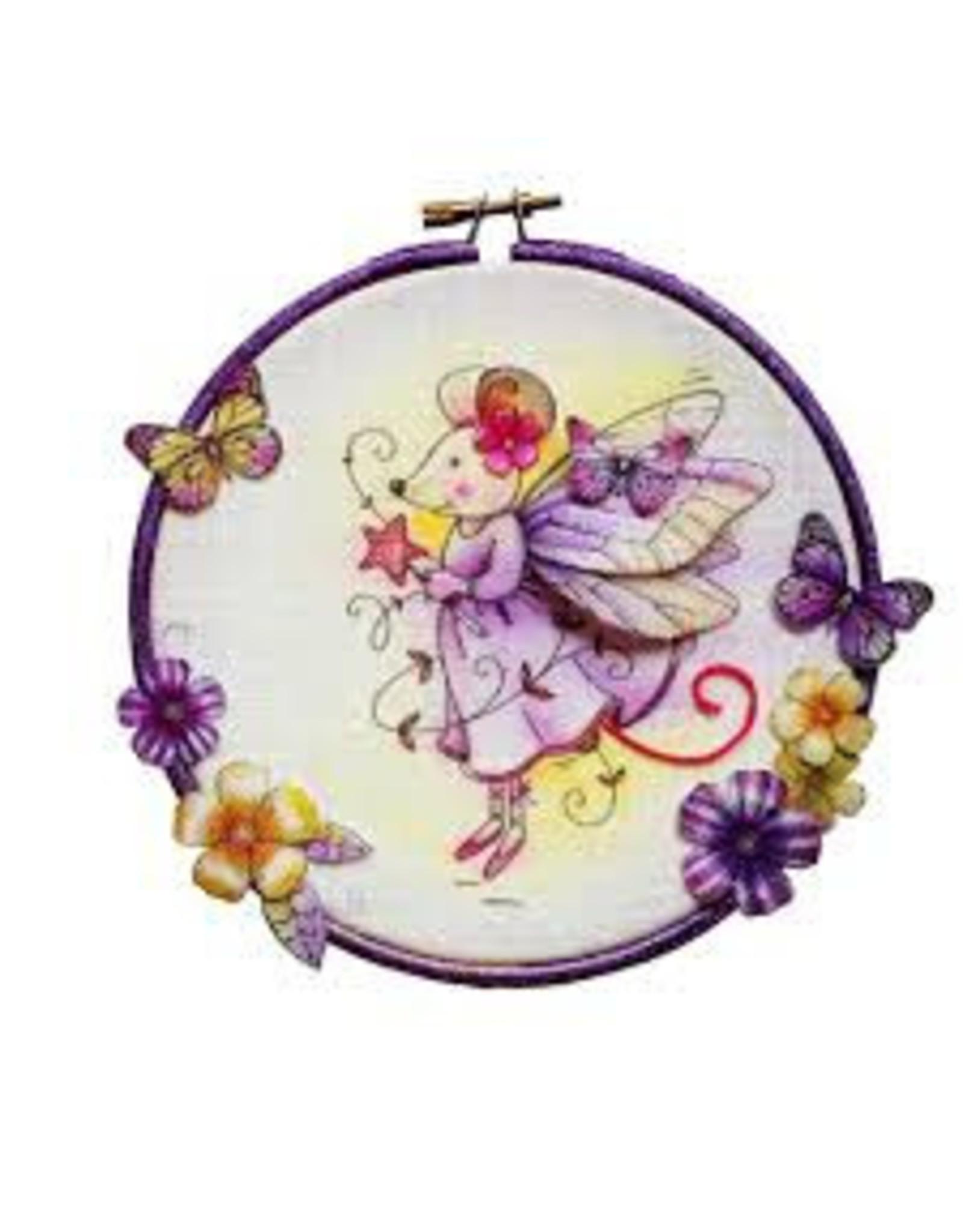 Creative Expressions Creative Expressions Pink Ink Designs Fairy Mouse PI008