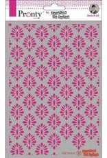 Pronty Pronty Mask Barok pattern 1 A5 470.770.019 by Jolanda