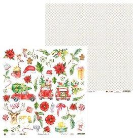 Piatek Piatek13 - Paper Christmas treats 07 P13-CHT-07 12x12