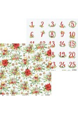Piatek Piatek13 - Paper Christmas treats 01 P13-CHT-01 12x12