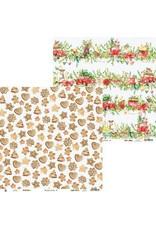 Piatek Piatek13 - Paper Christmas treats 02 P13-CHT-02 12x12