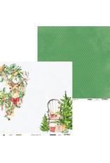 Piatek Piatek13 - Paper Christmas treats 03 P13-CHT-03 12x12