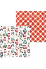 Piatek Piatek13 - Paper Christmas treats 04 P13-CHT-04 12x12