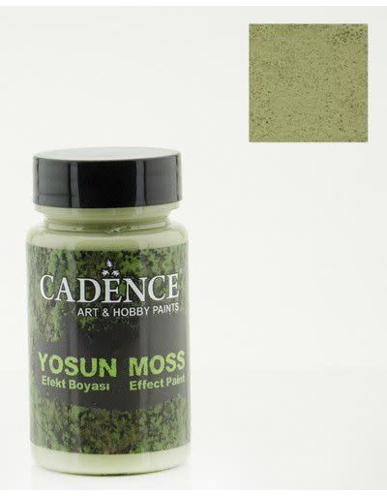 Cadence Cadence Mos Effect Licht groen 01 026 3633 0090 90 ml