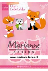 Marianne Design Marianne D Collectable Eline's vos COL1474 99x68 mm