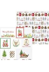 Piatek Piatek13 - Paper Christmas treats 05 P13-CHT-05 12x12