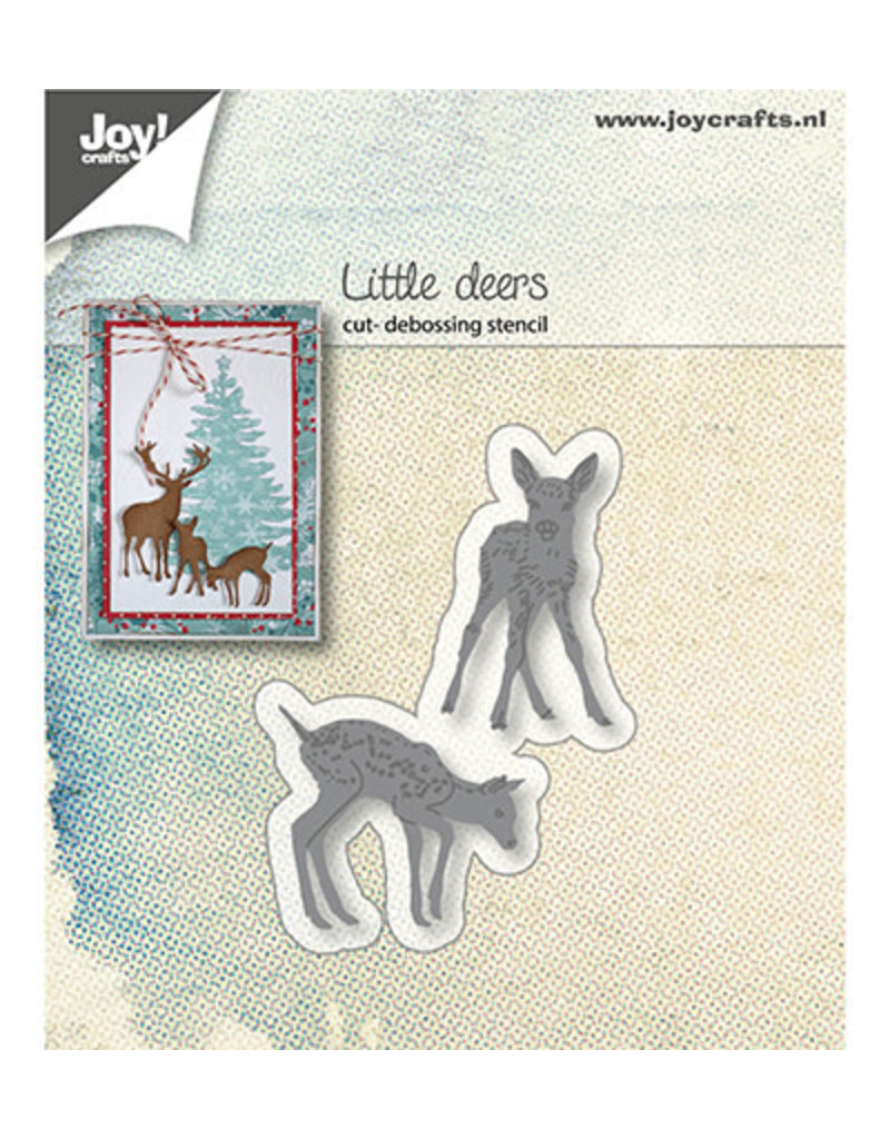 Joy Craft Joy Craft Kleine reetjes 6002/1349