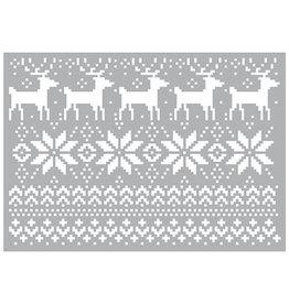 Pronty Pronty Stencil Christmas Pattern 470.802.075