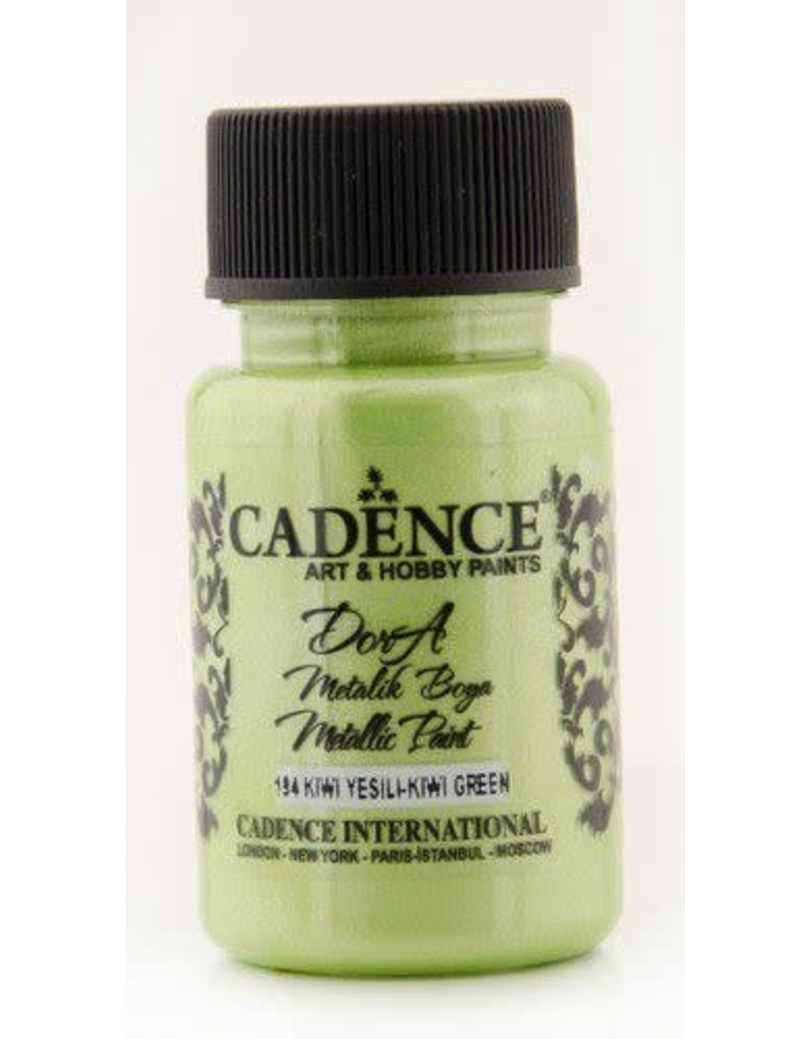 Cadence Cadence Dora metallic verf Kiwi groen
