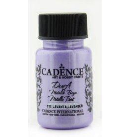 Cadence Cadence Dora metallic verf Lavendel