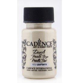 Cadence Cadence Dora metallic verf Champaigne