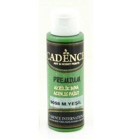 Cadence Cadence Premium acrylverf (semi mat) Mystic - groen