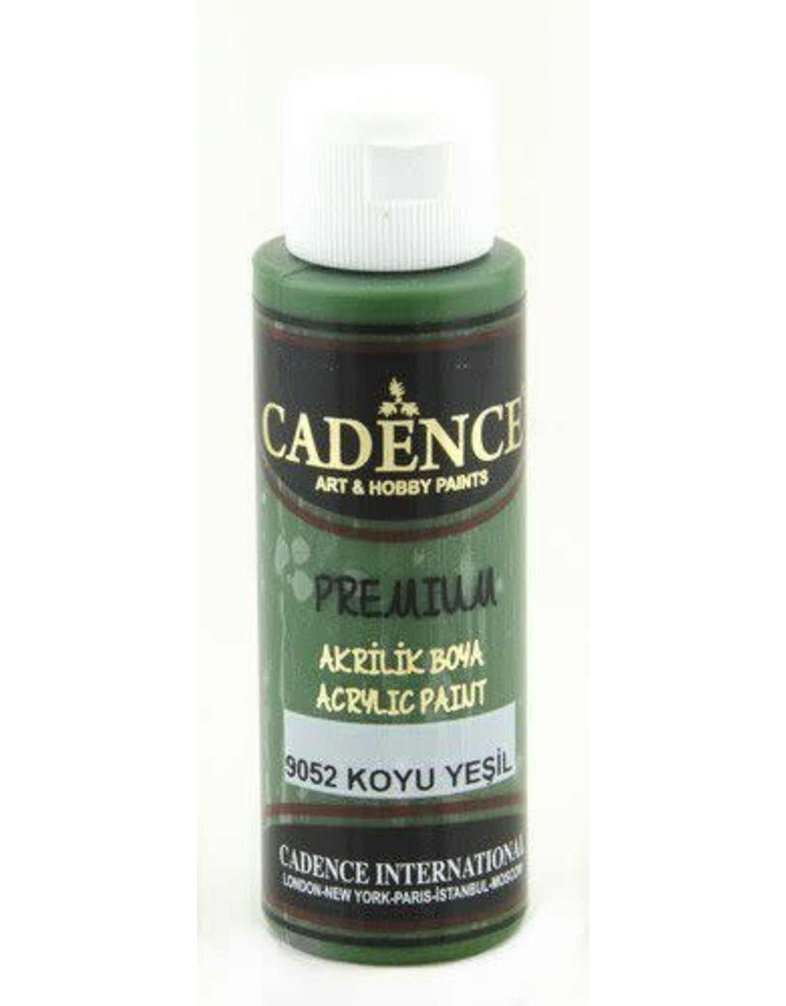 Cadence Cadence Premium acrylverf (semi mat) Donkergroen
