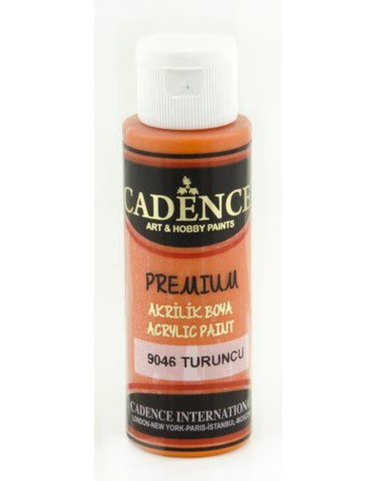Cadence Cadence Premium acrylverf (semi mat) Oranje