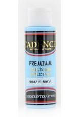 Cadence Cadence Premium acrylverf (semi mat) Hemelsblauw