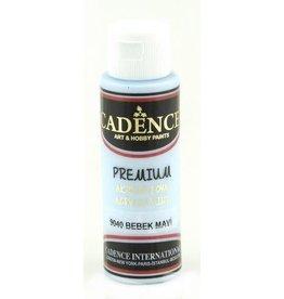 Cadence Cadence Premium acrylverf (semi mat) Babyblauw