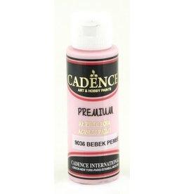 Cadence Cadence Premium acrylverf (semi mat) Baby roze