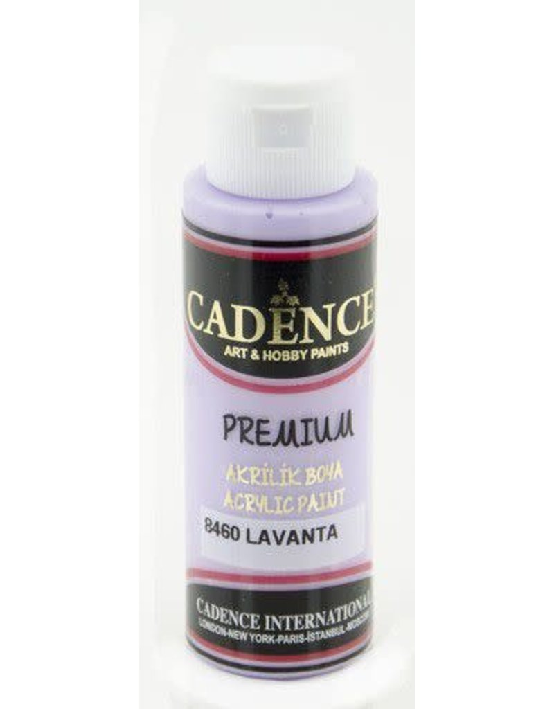 Cadence Cadence Premium acrylverf (semi mat) Lavendel