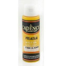 Cadence Cadence Premium acrylverf (semi mat) Zonnegeel