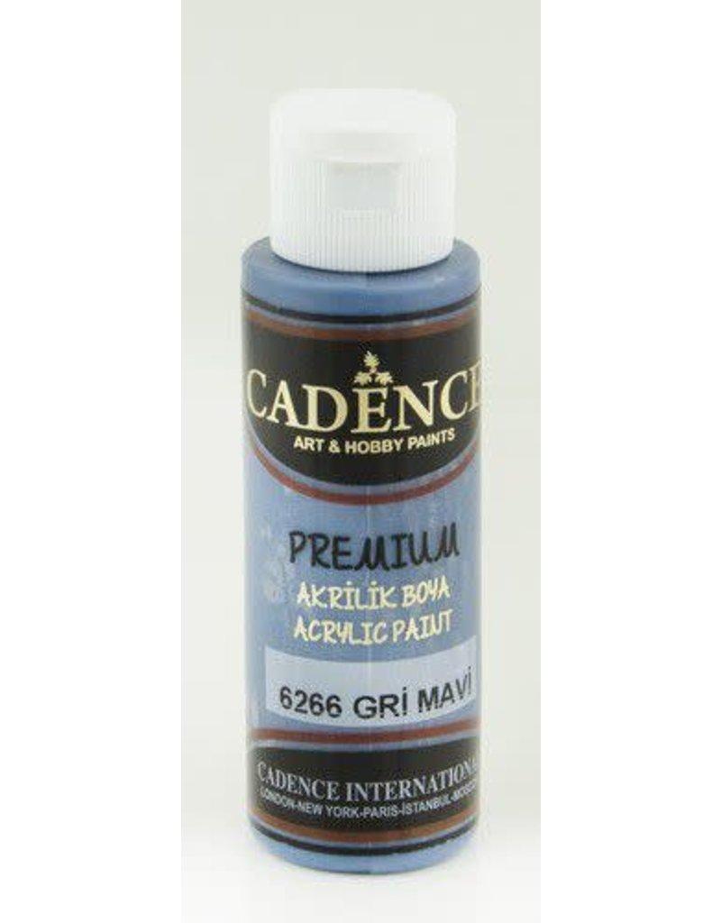 Cadence Cadence Premium acrylverf (semi mat) Grijs blauw