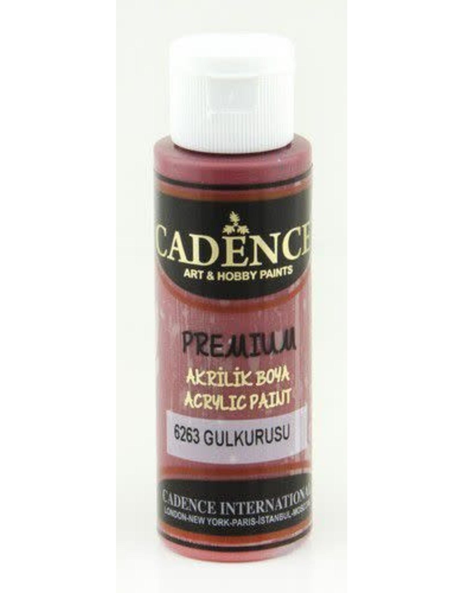 Cadence Cadence Premium acrylverf (semi mat) Dried Rose