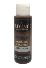 Cadence Cadence Premium acrylverf (semi mat) Tan bruin