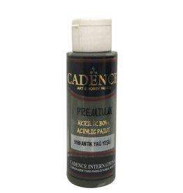 Cadence Cadence Premium acrylverf (semi mat) Antiek groen