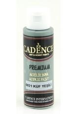 Cadence Cadence Premium acrylverf (semi mat) Mould - schimmel groen