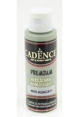 Cadence Cadence Premium acrylverf (semi mat) Salie groen