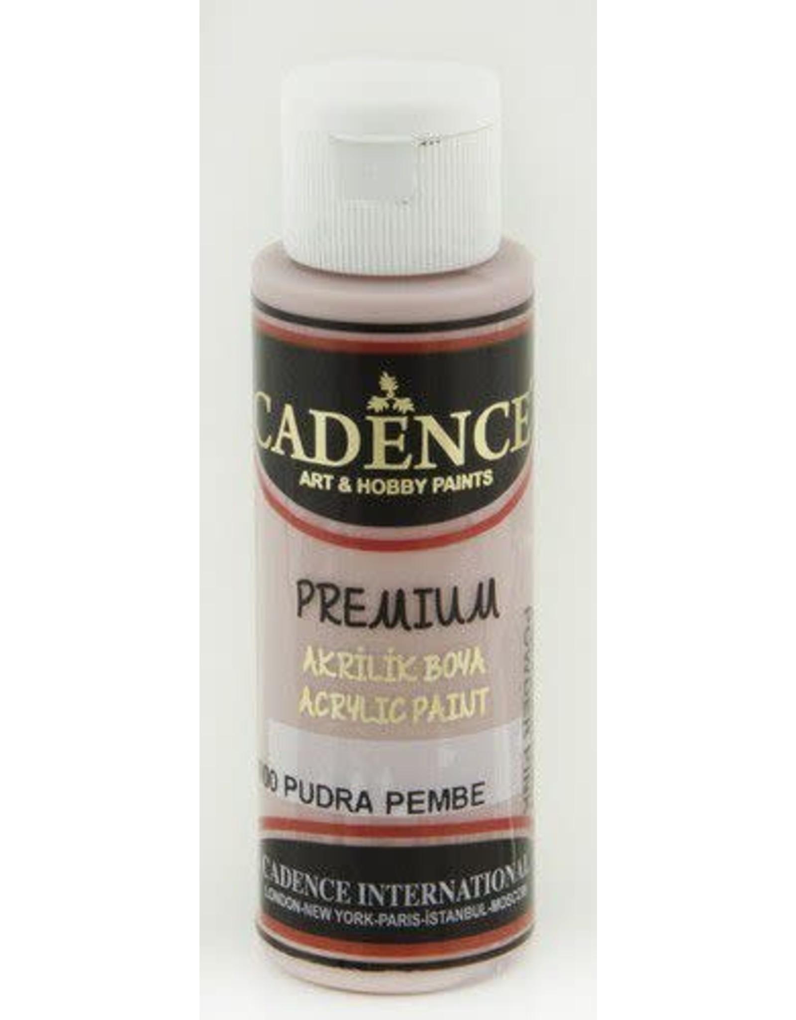 Cadence Cadence Premium acrylverf (semi mat) Poederroze