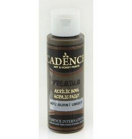 Cadence Cadence Premium acrylverf (semi mat) Burnt Umber