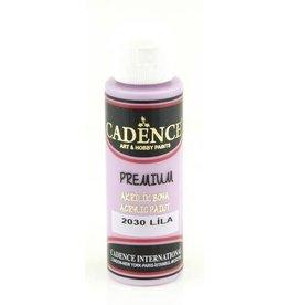 Cadence Cadence Premium acrylverf (semi mat) Lila