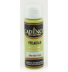 Cadence Cadence Premium acrylverf (semi mat) Kiwi groen