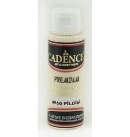 Cadence Cadence Premium acrylverf (semi mat) Ivoor