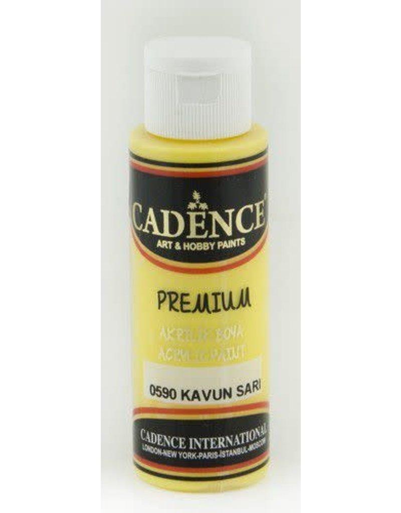 Cadence Cadence Premium acrylverf (semi mat) Meloen geel