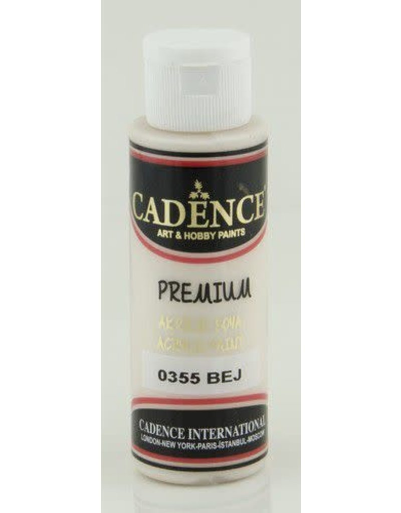 Cadence Cadence Premium acrylverf (semi mat) Beige