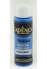 Cadence Cadence Premium acrylverf (semi mat) Koningsblauw