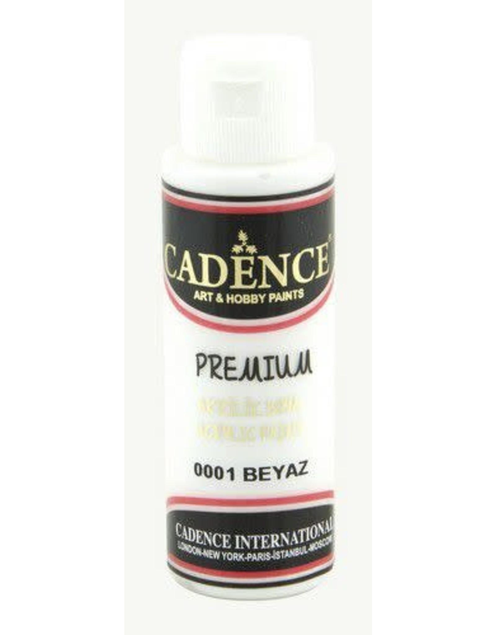 Cadence Cadence Premium acrylverf (semi mat) Wit
