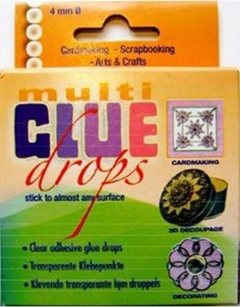 JeJe JeJe Multi glue drops 110 ST 4 mm