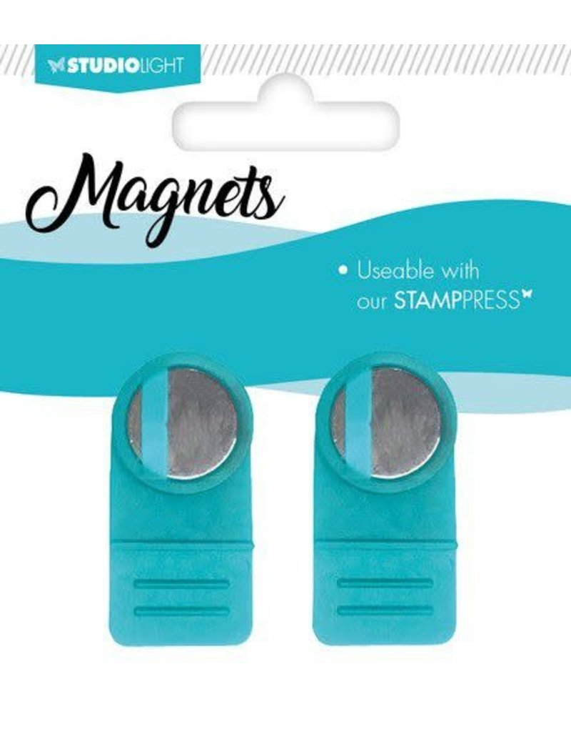 Studio Light Studio Light - 2 magnets for Stamping platform 16x16CM SPMSL01