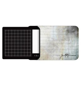 Tonic Studios Tonic Studios Tools - Travel Glass media mat (40,0x26,0cm) 2633e Tim Holtz