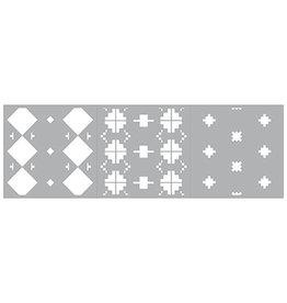 Pronty Pronty stencils Mexican Pattern  470.850.003