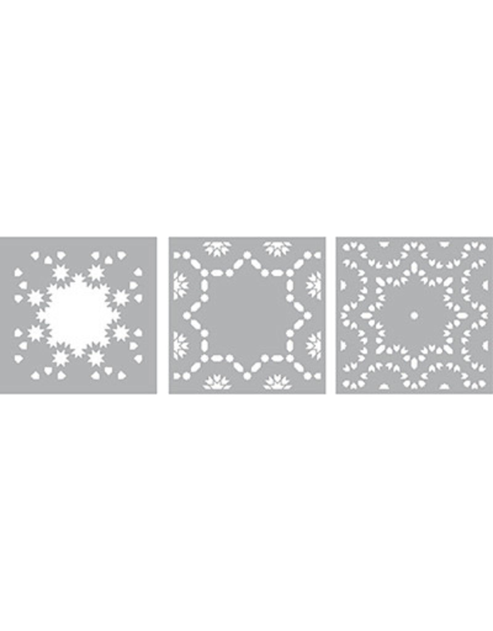 Pronty Pronty stencils Maroccan Pattern  470.850.004