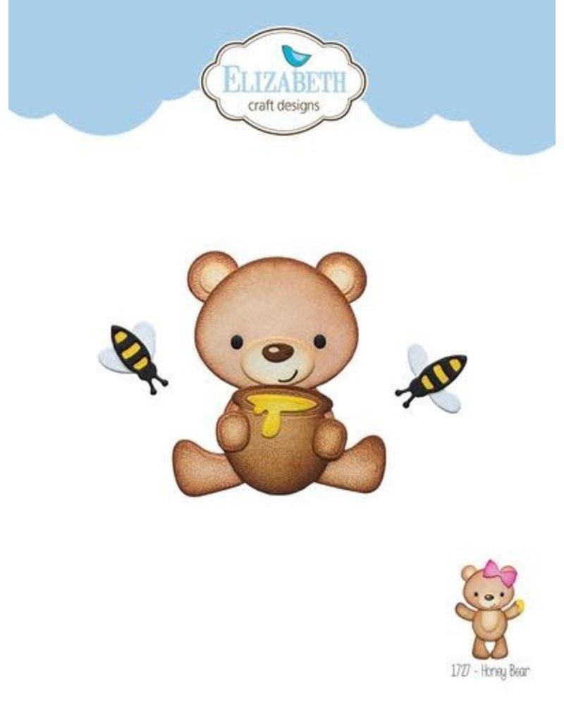 Elizabeth Craft Designs Elizabeth Craft Designs Honey Bear 1727