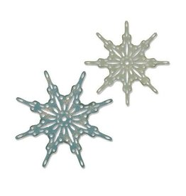 Sizzix Sizzix Thinlits Die set - 2PK Fanciful Snowflakes 664227 Tim Holtz